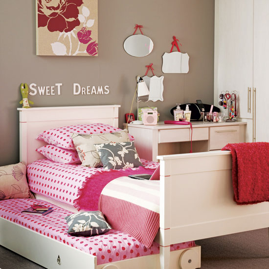 Fun Kids Rooms: 16 Beautiful And Fun Kids Room Designs
