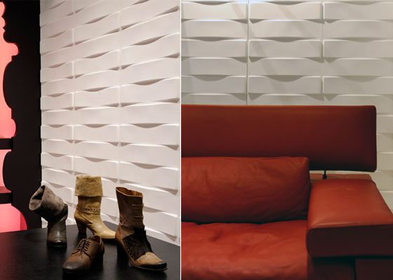 Modern 3D Wall Panels for Creative Interiors