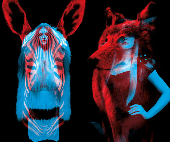 Fashion Animals: There are Animals inside Us