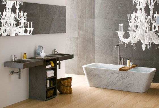 14 Elegant And Minimalist Bathroom Designs – Design Swan