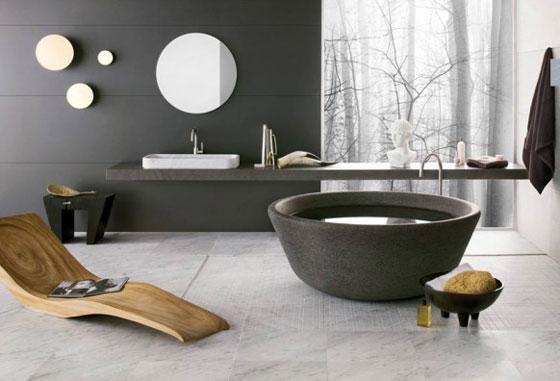 Fine 14 Elegant And Minimalist Bathroom Designs Design Swan Largest Home Design Picture Inspirations Pitcheantrous