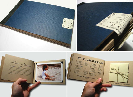 15 creative and unique booklet designs - Booklet Design Ideas