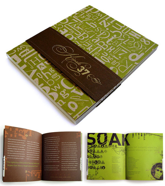 15 Creative And Unique Booklet Designs – Design Swan