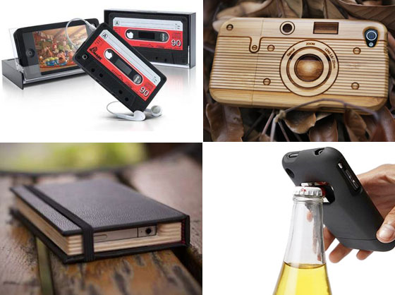 14 Unique and Stylish Iphone 4 Cases