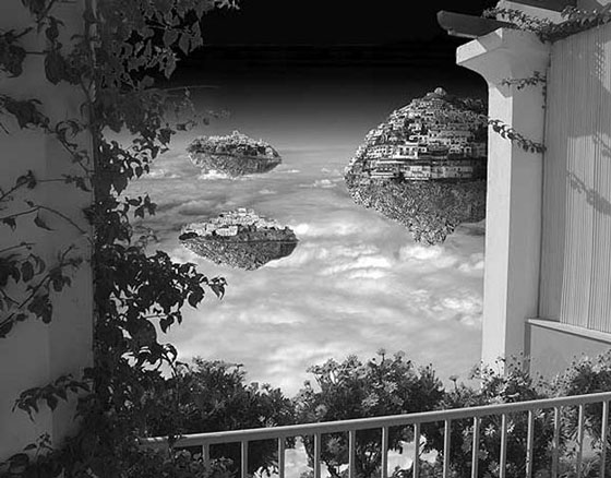 Stunning Double Exposure Photography by Thomas Barbey