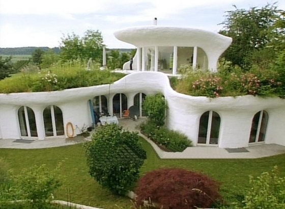 Earth Houses Ecological And Unconventional By Vetsch