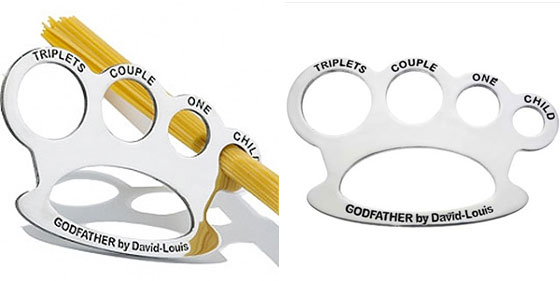 Cool and Unusual Brass Knuckle Inspired Designs