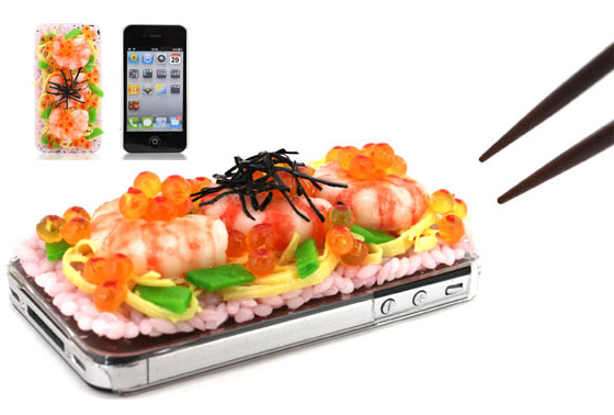 11 Delicious iPhone 4 Cover Designs