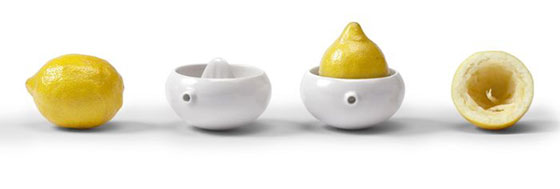 12 Cool and Innovative Lemon Squeezers