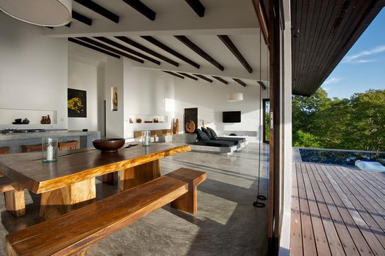 Contemporary Tropical Retreat Design: Casas del Sol