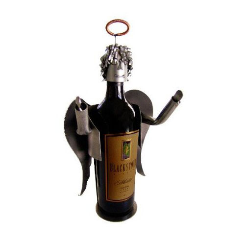 Creative and Stylish Wine Bottle Holder from H&K