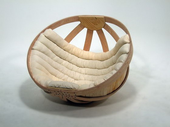 Beautiful and Cozy Cradle for Adults