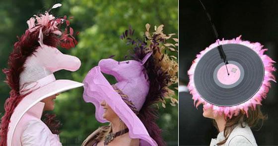 Unusual Hats Show: Crazy or Creative?