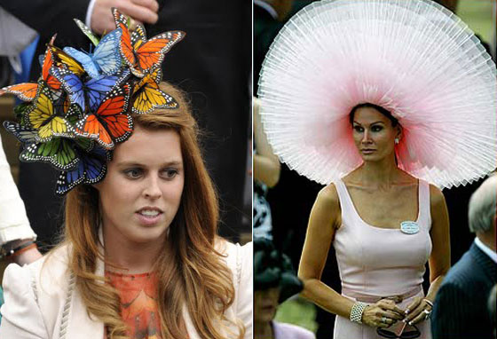 Unusual Hats Show: Crazy or Creative?