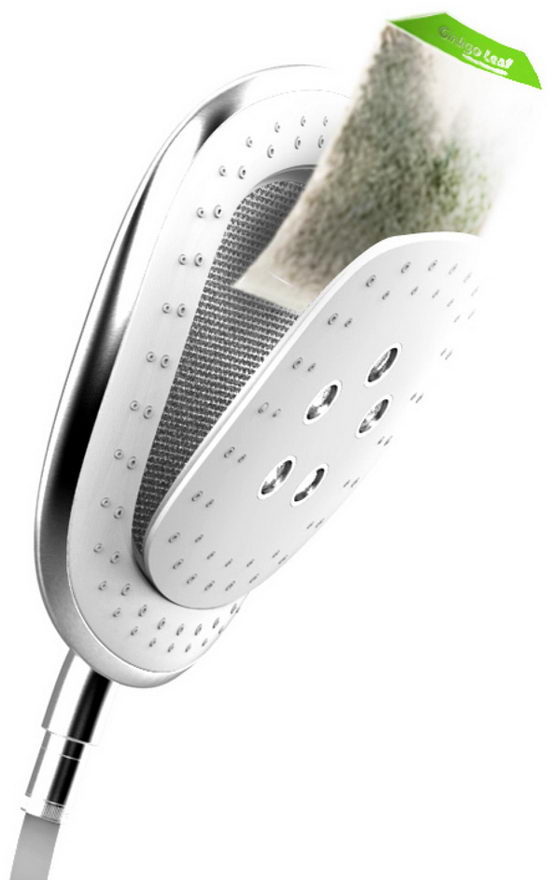 Medical Shower: Innovative Showerhead Design