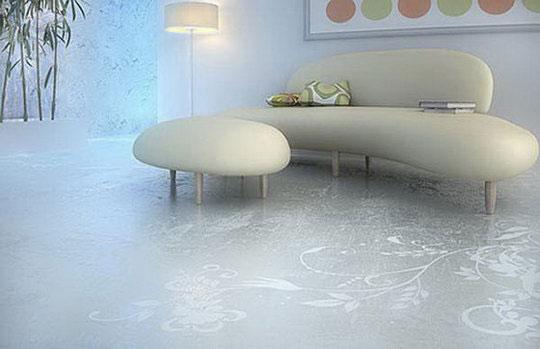 19 Beautiful and Unusual Flooring Designs