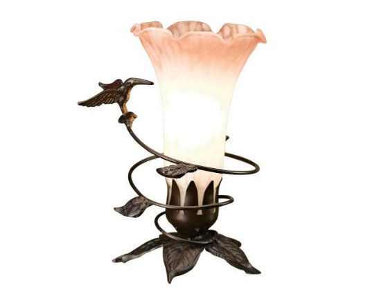 12 Beautiful Lamps Shaped in Flower