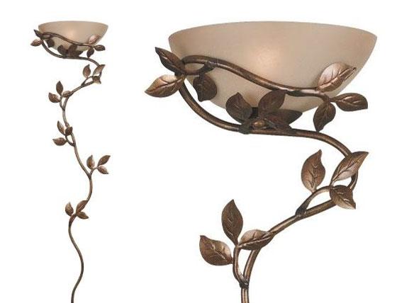 12 Beautiful Lamps Shaped in Flower