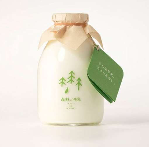 30 Creative and Unique Milk Packaging Designs