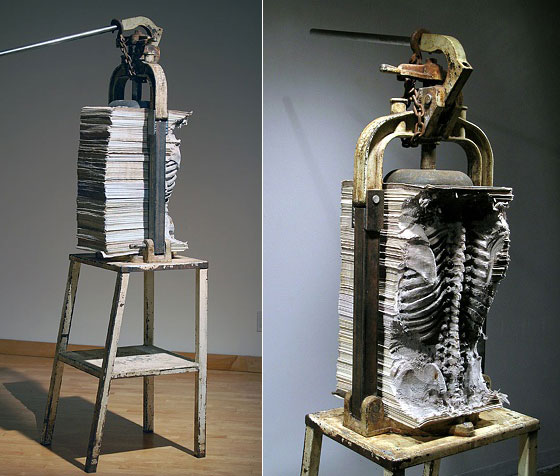 Stunning and Bizarre Anatomical Sculptures by Maskull Lasserre