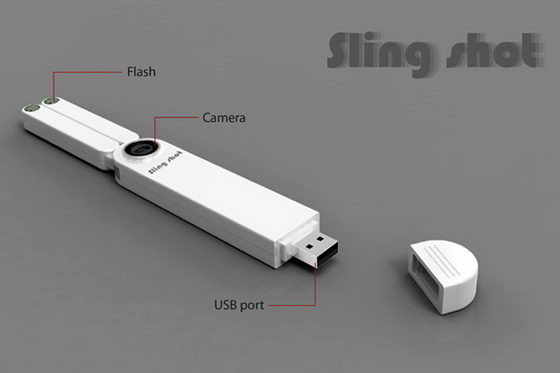 Sling Shot Camera: No More Nice Looking Pictures