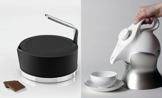 Modern Design Teapots And Elegant Teapot Designs
