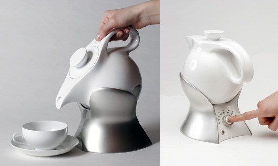 11 Modern and Elegant Teapot Designs