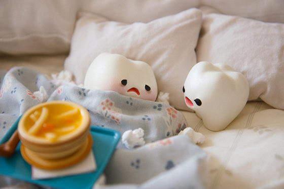 Adorable Adventures of Two Baby Teeth (Milk Toof)