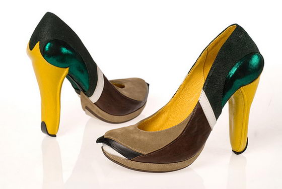 10 Cool and Unusual Footwear by Kobi Levi