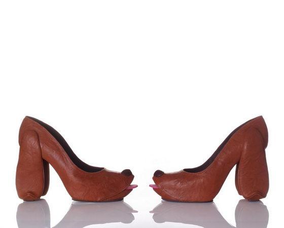 10 Cool and Unusual Footwear by Kobi Levi