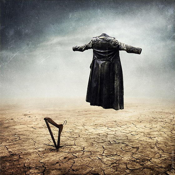 Stunning Surreal Photo Manipulation by Sarolta Bán