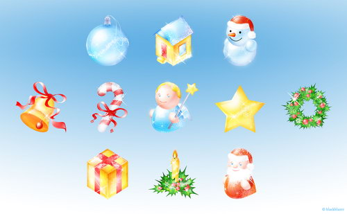 21 Free Christmas Icon Sets for Holiday Design