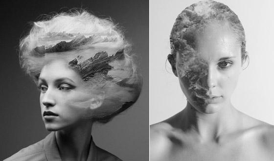 Surreal Nature-Blended Digital Collages by Matt Wisniewski
