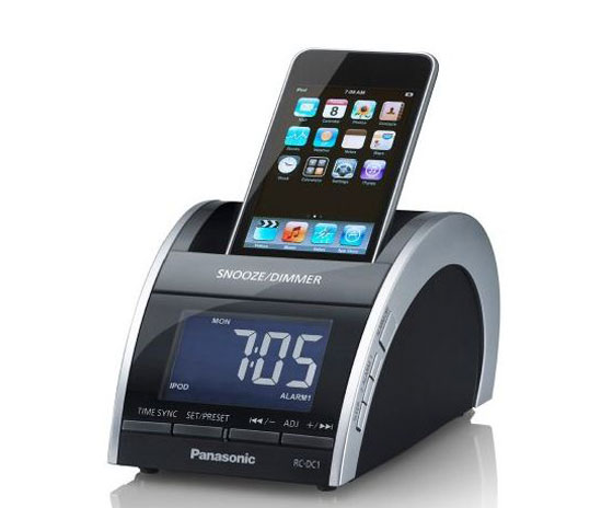 15 cool docking stations for ipad ipod and iphone. Black Bedroom Furniture Sets. Home Design Ideas