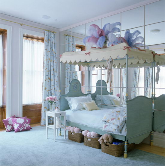 25 beautiful and charming bedroom design for teenage girls design swan - Beautiful bedrooms for girls ...