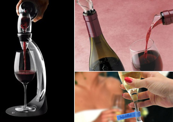 15 Cool Wine Accessories and Gadgets for Wine Lover