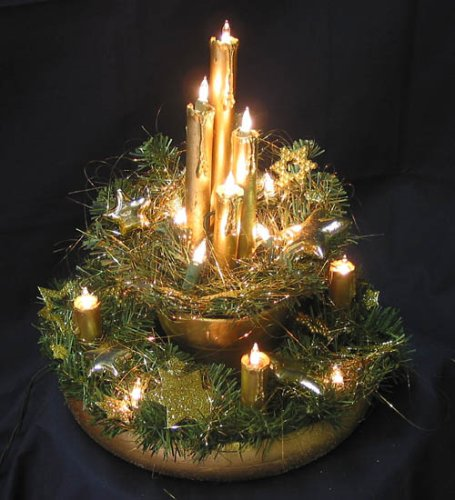 Beautiful and elegant christmas centerpiece ideas