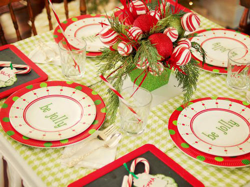 20 Beautiful and Elegant Christmas Centerpiece Ideas