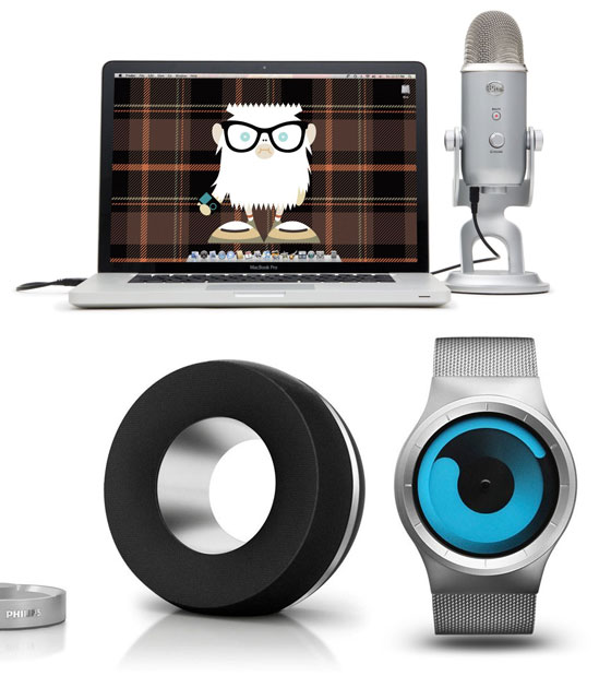 12 Cool Gift Ideas for Tech Savvy People - 12 Cool Gift Ideas For Tech Savvy People Design Swan