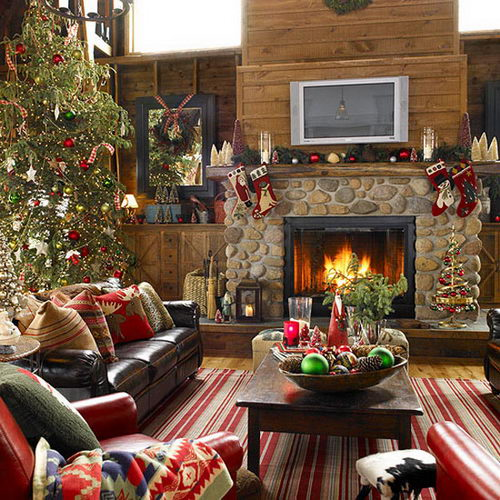 34 Beautiful Christmas Decoration Ideas