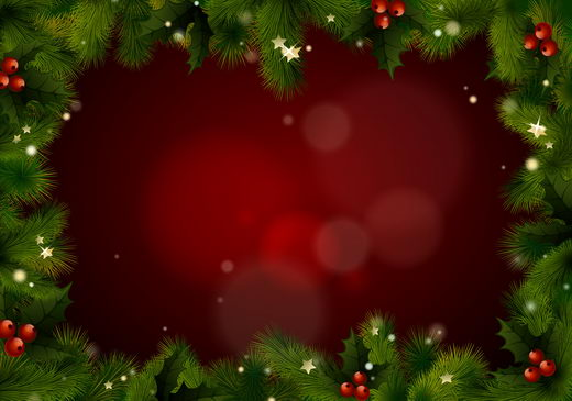 12 Beautiful Christmas Background, Merry Designswan Christmas ...