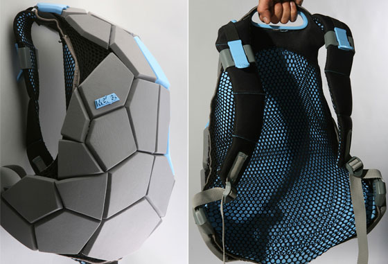 12 Creative and Unusual Backpack Designs – Design Swan