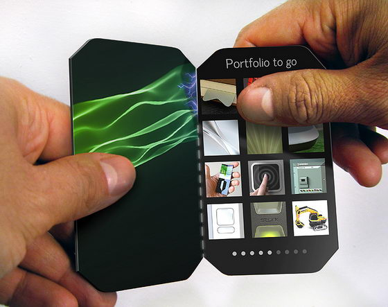 Smartphone Booklet: a Disposable Phone