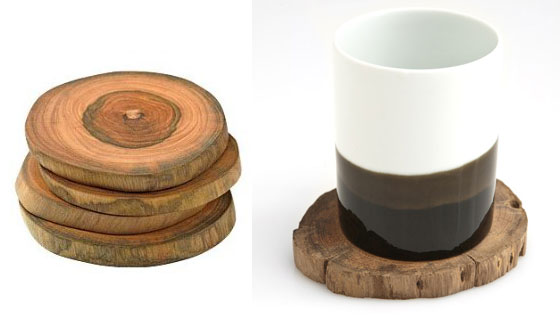 14 Simple and Chic Coaster Designs