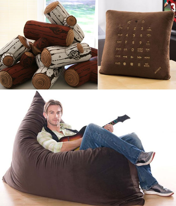 12 Cool and Unusual Pillow Designs
