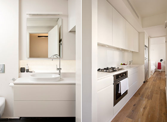 Creative 40 Square Meter Apartment Renovation: from Studio to One Bedroom