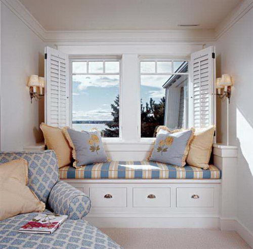 34 Beautiful and Cozy Window Seats for Inspiration