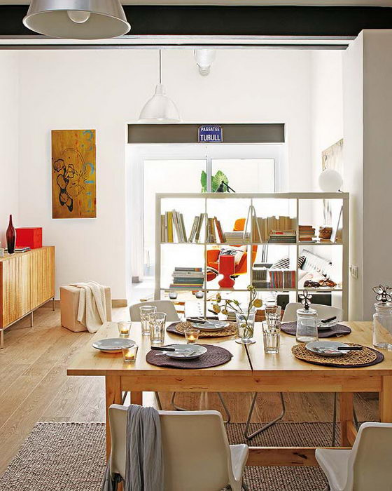Smart Urban Loft Design for Small Apartment