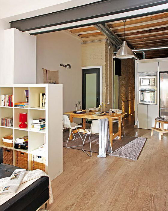 Studio Apartment Vs 1 Bedroom smart urban loft design for small apartment design swan