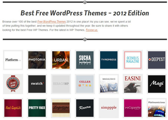 It's time to Spice Up your Site with some Elegant WordPress Themes